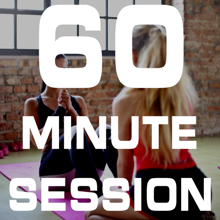 60 Minute Personal Training Session